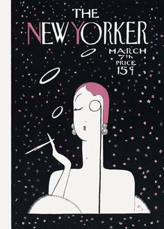 The New Yorker - Saturday, March 7, 1925 - Issue # 3 - Vol. 1 - N° 3 - Cover by : Rea Irvin