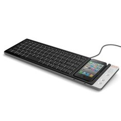 Omnio WOW-KEYS Full-sized, QWERTY PC or MAC Keyboard for iPhone (000WOWKEYS) by Omnio, http://www.amazon.com/dp/B004XYJKZU/ref=cm_sw_r_pi_dp_T5thrb093ZP7X