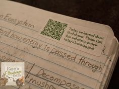 Address Label Timesavers for Teachers:  Guest Post from Kate's Classroom Cafe