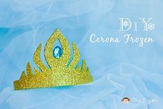 Esta corona de ELSA de FROZEN hará un poco más feliz a tu hija