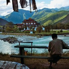 Bhutan   Listed as one of my favorite places to visit - vote for me to travel and volunteer around the globe! http://www.bestjobaroundtheworld.com/submissions/view/6797 #GetawayDiscoverGiveback #GADGB #Bhutan