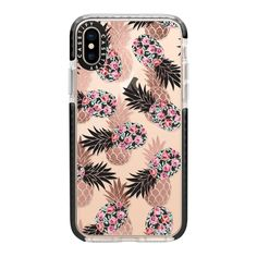Check out this design on Casetify! Android Phone Cases, Girly Phone Cases, Iphone 11 Pro Case, Iphone Case Covers, Tumblr Phone Case, Accessoires Iphone, Pineapple Pattern, Iphone Accessories, Apple Iphone