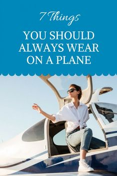Be the best dressed in the cabin with our guide to in-flight apparel.