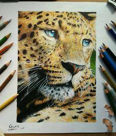 Beautifully realistic portrait
