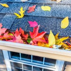 Installing leaf guard gutters can put that miserable, messy, stinky job of cleaning out gutters behind you. Discover three of the best gutter guard options for your roof. Fall Cleaning Checklist, Home Maintenance Checklist, Diy Gutters, Copper Gutters, Leaf Guard, Seamless Gutters, Building A Garage, How To Install Gutters, Roof Repair