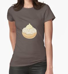 """School Bread - EPCOT Norway Pavilion - Kringla"" Women's Relaxed Fit T-Shirt #schoolbread #norway #epcot #disneyfood"