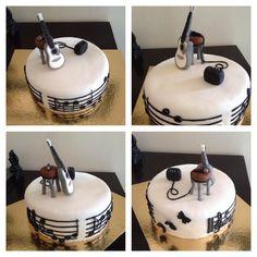 Cake music Gâteau musique