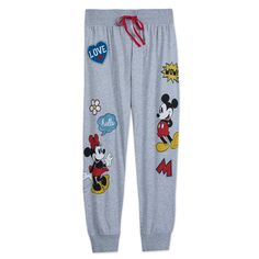 Mickey and Minnie Mouse Lounge Pants for Women Funny Pajamas, Disney Pajamas, Mickey Mouse Costume, Minnie Mouse, Sleepwear Women, Lingerie Sleepwear, Lounge Pants Outfit, Pajama Bottoms, Pants Pattern