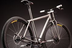 Ti Cycles :: Hand Made in Portland, Oregon USA