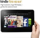 "BUNDLED Kindle Fire HD 8.9"" 16GB WiFi Tablet - 3HT7G ...... SO NICE!!"