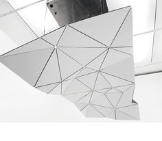 Tessel, kinetic sound installation, David Letellier.
