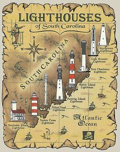 Lighthouses in SC
