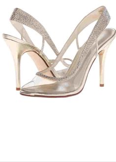 No results for Caparros liberty gold metallic Peep Toe Heels, Shoes Heels, Bridesmaid Shoes, Bridesmaids, Designer High Heels, Glass Slipper, Champagne Color, Silver Rhinestone, Your Shoes