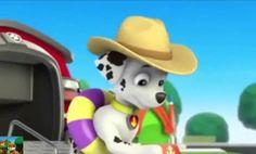 щенячий патруль мультфильм  - щенячий патруль эпизод2