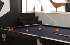 I would love a pool table in my house