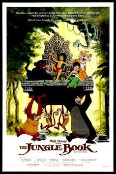Disney's The Jungle Book (1967)