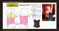 ModelistA: TOP DE FESTA