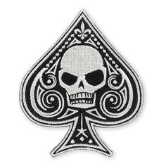 PDW Momento Mori Ace of Spades Morale Patch | PDW | Prometheus Design Werx