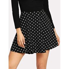 Polka Dot Flare Skirt - Shop for Polka Dot FIt-and-Flare Skirt at Gioia's Apparel. Find what you need with our on-trend clothing and designer collaborations.