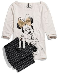 077587a96 Reserved - Collection Autumn Winter Too bad this is outdated. How cute is  this Minnie Mouse pajama set 😊