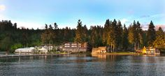 Alderbrook Resort & Spa near Olympic National Forest