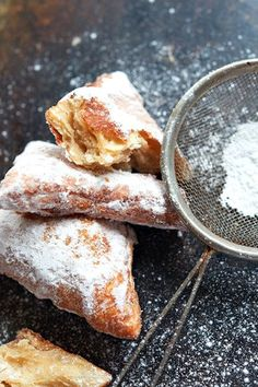 Cajunlicious | {5-Star Makeover} Apple Beignets