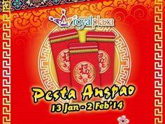 Pesta Angpao di Royal Plaza