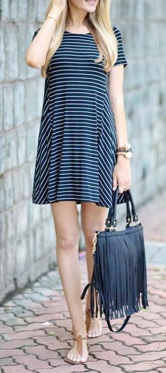 Striped Outfits
