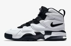 Official Images  Nike Air Max 2 Uptempo 94 White Black  sneakers  shoes   0a08c9b2c
