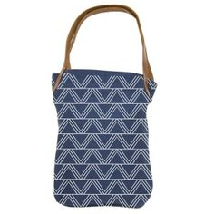 Navy Tipi Tote from Fluffyco