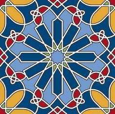 Islamic pattern Design                                                       …