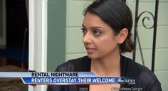 Woman forced to pay 'nightmare' Airbnb renters to leave her house