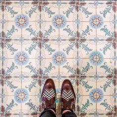 In beeld: zo mooi zijn de vloeren in Antwerpen