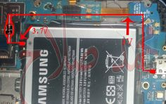 Samsung Galaxy Note GTN5100 Usb Charging Problem Solution