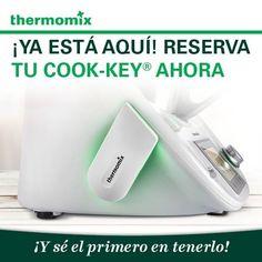 ¡Reserva tu Cook-Key ®!  ¿Qué es el Cook-Key ®? Es el nuevo accesorio para TM5 con el que podrás enviar las recetas de la plataforma www.cookidoo.es directamente a la pantalla de tu Thermomix ® para cocinarlas en modo de cocina guiada. Además te permitirá sincronizar tu planificador de menú de forma muy sencilla y … Blog, Cooking, Platform, Cook, Display, Recipes, Thermomix, Kitchen, Cuisine