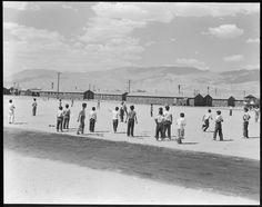 Baseball at Manzanar