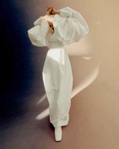 Hilma Af Klint, Under The Influence, Fashion Editor, Fashion Photography, Vogue, Normcore, Stylists, Ruffle Blouse, Inspiration