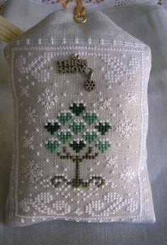 "Petite grille de ""The Sweetheart Tree"""