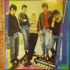 Album Cover Art - The Undertones - Album Lp Cover, Cover Art, Rock Music, New Music, Irish Rock, The Undertones, Vinyl Sleeves, Abbott And Costello, Music Party
