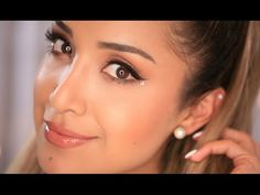 Want to know how to recreate Ariana Grande's 'Break Free' music video makeup look? Beauty blogger Dulce Candy shows you how using Ardell 'Demi Wispies'!