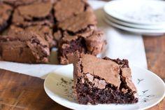 Best Homemade Brownie Recipe #brownies