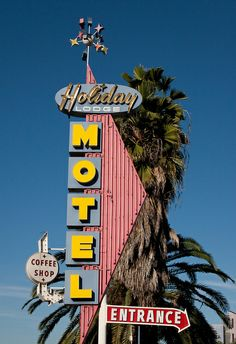 Holiday Lodge Motel | Los Angeles, California