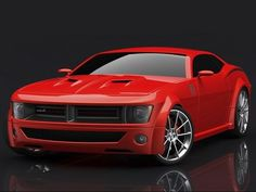 The automaker will improve the old models and releasing them with new upgrade specifications. #2017 #Dodge #Barracuda