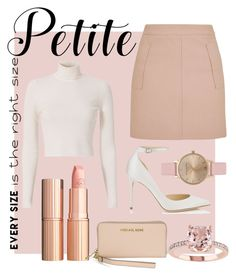 """Every Size Is the Right Size ♡ No.2☽"" by amy1907murray ❤ liked on Polyvore featuring Topshop, A.L.C., Jimmy Choo, Charlotte Tilbury, Michael Kors and powerlook"