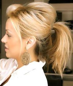 40 fácil y rápido trabajo peinados para pelo medio - #Fácil, #Medio, #Para, #Peinados, #Pelo, #Rápido, #Trabajo