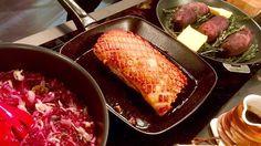 Helrostad rödbeta med syrad rödkål Vegetables, Food, Apples, Essen, Vegetable Recipes, Meals, Yemek, Veggies, Eten