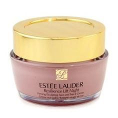 Estee Lauder Resilience Lift Night Firming/sculpting Face and Neck Creme (Travel Size 0.5 Oz/15 Ml) by Estee Lauder. $19.00. travel size 15 ml/0.5 oz. Estee Lauder Resilience Lift Night Firming/Sculpting Face and Neck Creme (All Skin Types). Estee Lauder Resilience Lift Night Firming/Sculpting Face and Neck Creme (All Skin Types)