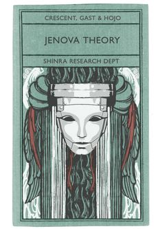 """Day 25    """"Jenova Theory"""" - Inspired by Compilation of Final Fantasy VII"""