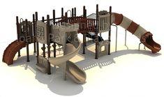 Noahs Park and Playgrounds - Salina Play Structure, $21,000.00 (http://noahsplay.com/ada-equipment/ada-structures/salina-play-structure/)