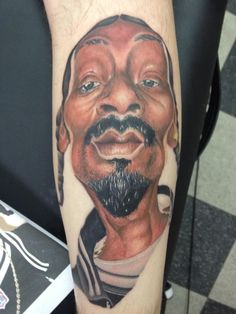 c27d58c411b My Awesome Tattoo   Photo. Snoop DoggTatouages ...